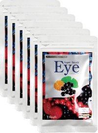 抗酸化力がものすごい Super Beauty eye〔スーパービューティーアイ〕お得な定期コース (30粒入り×6ヶ月)